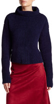 Lucy Paris Carolina Turtle Neck Knit Sweater