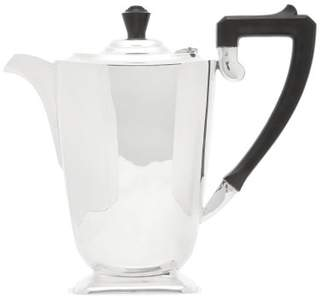 The Wolseley Collection - Vintage Silver-plated Coffee Pot - Silver