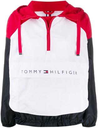 Tommy Hilfiger Colour Block Hoodie