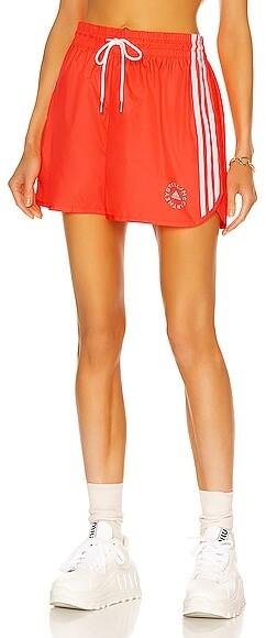 Thumbnail for your product : Stella McCartney Josie Short in Orange
