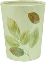 Bacova Guild Waterfall Leaves Wastebasket