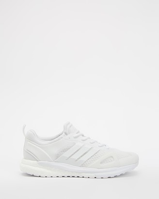 adidas Women's White Running - Solarglide Karlie Kloss - Women's - Size 6 at The Iconic