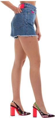 GCDS Baby Bear Crop Shorts