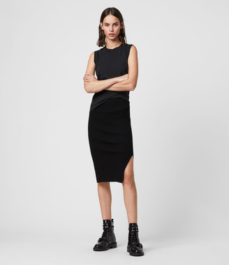 AllSaints Lavine Skirt