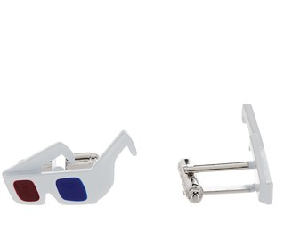Cufflinks Inc. 3D Glasses Cuff Links