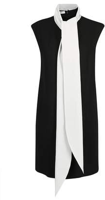 Givenchy Short Crepe Wool Dress