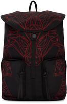 Marcelo Burlon County of Milan Black Lamborghini Backpack