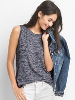 Gap Softspun knit muscle tank