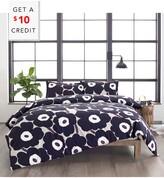 Thumbnail for your product : Marimekko Unikko Duvet Set