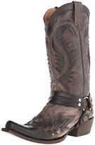 Stetson Men's Snip Toe Harness W/ Bleach Boot