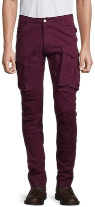 American Stitch Stretch-Cotton Cargo Pants