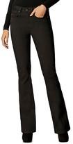 Karen Millen Flared Jeans in Black
