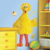 Sesame Street Roomates Giant Big Bird Wall Decal