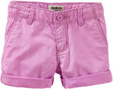 Osh Kosh Oshkosh Cuffed Shorts - Toddler Girls 2t-5t