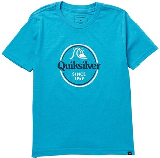 Quiksilver Words Remain Graphic T-Shirt
