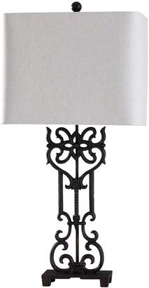 Stylecraft Saugus Iron Table Lamp