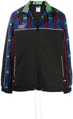 Puma King printed jacket