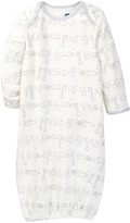 Vitamins Baby Jungle Animal Gown (Baby Boys)