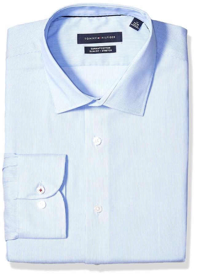19293a2b4 Tommy Hilfiger Dress Shirts For Men - ShopStyle Canada