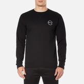 Edwin Classic Crew Logo 2 Sweatshirt Black