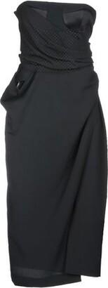 CARMEN MARCH Midi dress