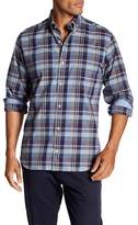 Tailorbyrd Regular Fit Plaid Dress Shirt