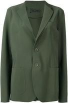 Herno single patch pocket blazer - men - Nylon/Spandex/Elastane - 46