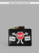 Moschino Clutches & Pouches