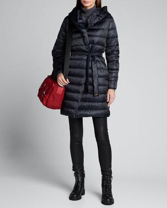 Max Mara Novef Long Puffer Coat