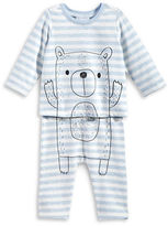 First Impressions Two-Piece Bear T-Shirt and Pants Set