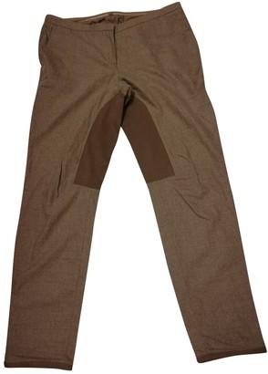 Fabiana Filippi Wool Trousers for Women