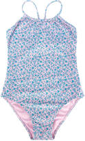 Vilebrequin Kids turtle print swimsuit