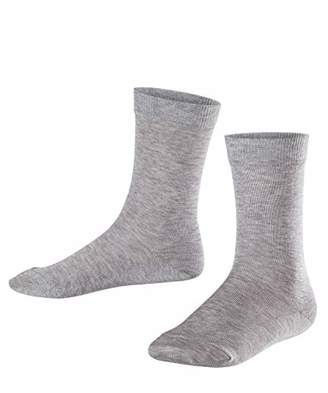 Falke Kids Cotton Finesse Socks - 80% Cotton,(Manufacturer size: 27-30), 1 Pair