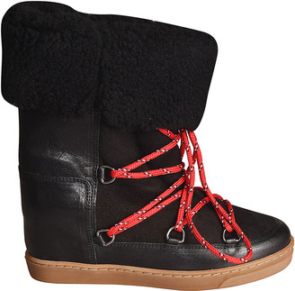 Etoile Isabel Marant Nowly Low Boots