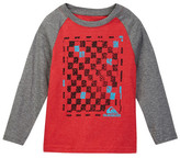 Quiksilver Chaotic Long Sleeve Graphic Tee (Toddler Boys)