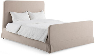 Lovell Slipcover Bed - Natural - Bee & Willow Home