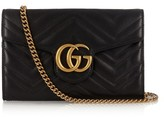 Gucci GG Marmont quilted leather cross-body bag