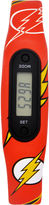 Asstd National Brand DC Comics Boys Pedometer Tracker Strap Watch-Flh4048jc