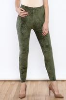 Catherine Lillywhite Burnout Velvet Legging