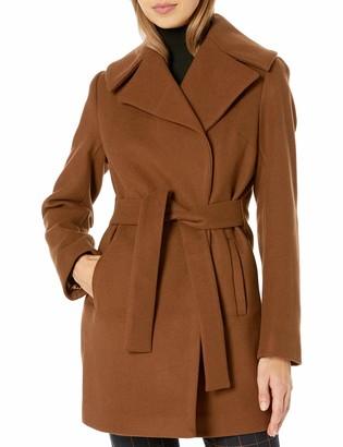 Trina Turk Women's Beverlee Wrap Coat