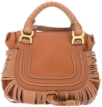 Chloé Fringed Crossbody Bag