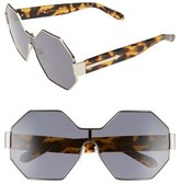 Karen Walker 'Star City - Arrowed by Karen' 63mm Octagonal Sunglasses