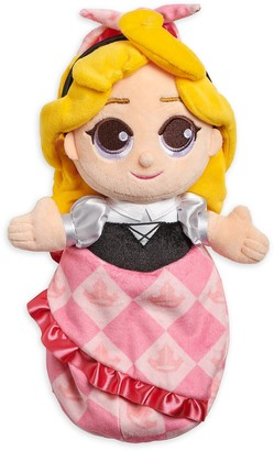 Disney Babies Aurora Plush Doll in Pouch Sleeping Beauty Small 12''