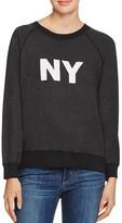 Monrow Vintage NY Sweatshirt