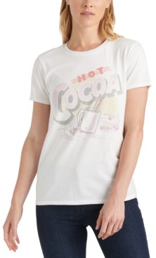 Lucky Brand Hot Cocoa Graphic T-Shirt