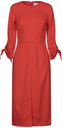 Carolina Herrera 3/4 length dresses