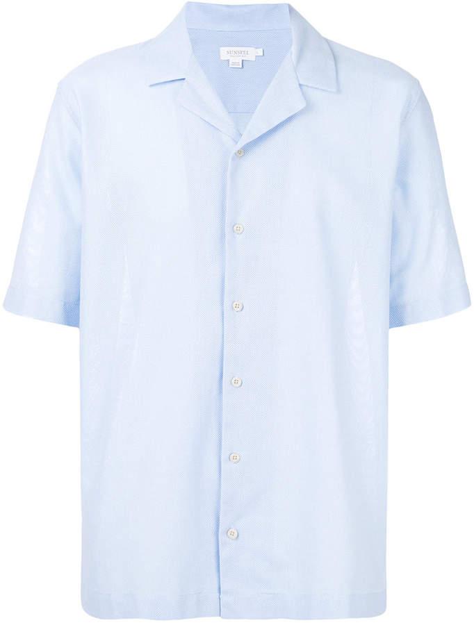 Sunspel short sleeved shirt