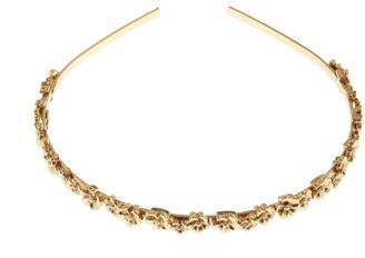 Oscar de la Renta Flower Headband
