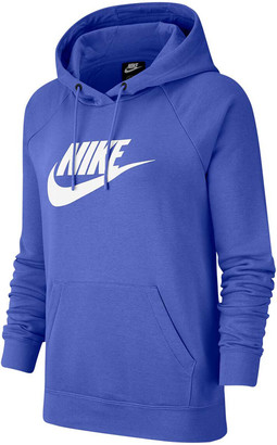 Nike Womens Sportswear Essential Fleece Pullover Hoodie