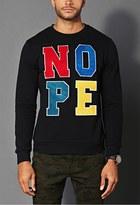 Forever 21 NOPE Sweatshirt